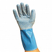 Lined Rubber Gloves