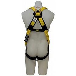 3M DBI-SALA Delta Riggers Harness 803M0018 Yellow Medium