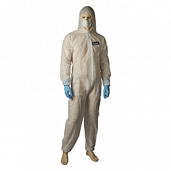 Bastion SMS Coveralls Type 5 6 Asbestos Suitable