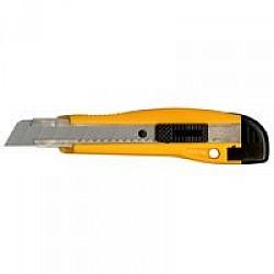 Diplomat Large NO SNAP Blade Cutter 18mm Metal Insert Auto Lock