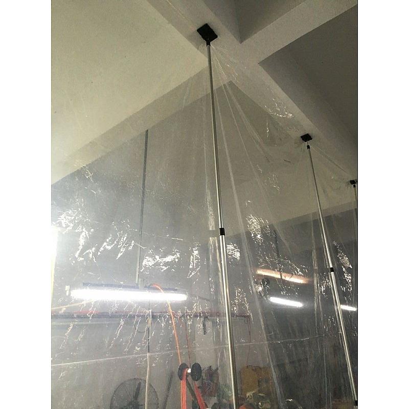 Extender Wall 6M High Pole
