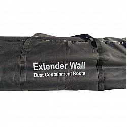EXTRA Tall 6M Extender Wall 4 Pole Kit
