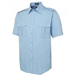 Original Fit Short Sleeve Button Shirt