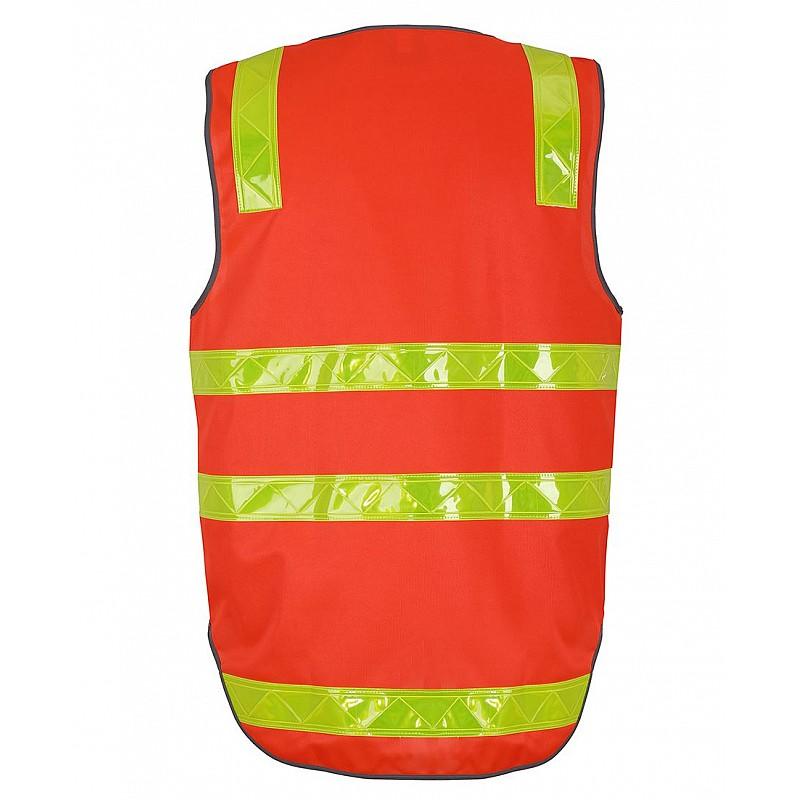 Orange Vic Roads (D+N) Safety Vest