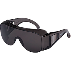 Visispec Safety Glasses - Use Over Prescription