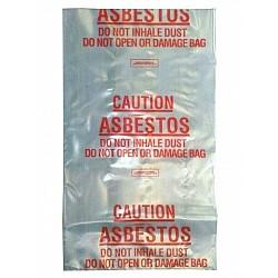 Asbestos Removal Bags 200um Printed 700mm x 1100mm