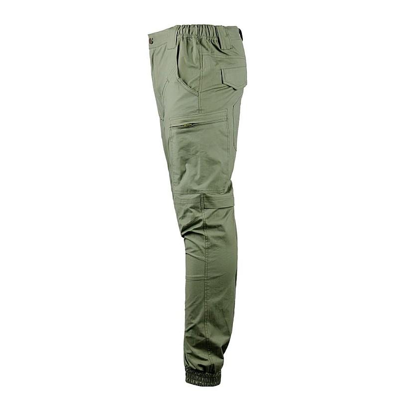 Light Weight Stretch Cuffed Pants