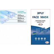 Surgical Face Mask Pack of 12