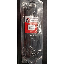 Cable Ties Nylon 4.8mm x 300mm Pack of 100