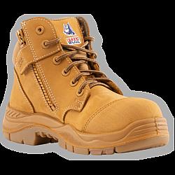 STEEL BLUE Parkes Zip Ankle Boot Composite Toe Cap 317538