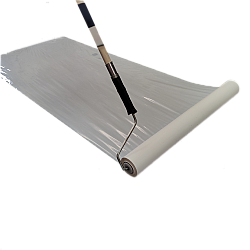 Carpet Protection Film Painters Grade Handy Roll 700mm x 80M