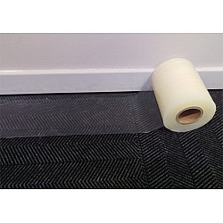 Clear Carpet Tape Film 14cm x 100M Rolls