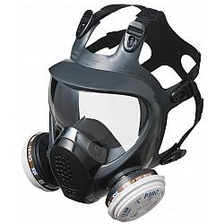 STS Full Face Respirator Ultra Lightweight 335g - Speech Transmission
