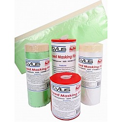 Pre Taped Masking Film With Dispenser 550mm
