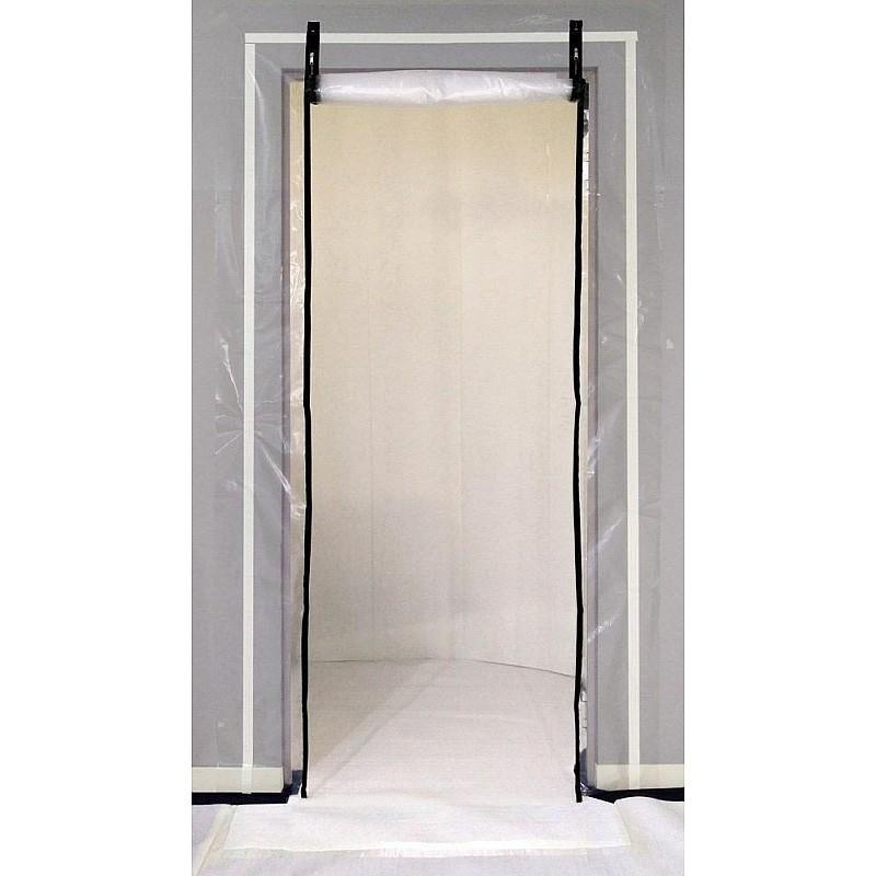 ZIP SEAL DOORWAY DOUBLE Dust Proof Room
